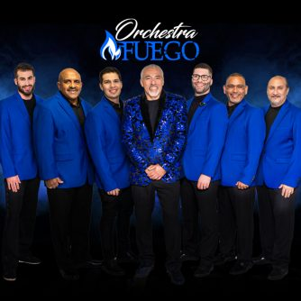 Orchestra Fuego delivers a vast and versatile repertoire of songs that includes Salsa